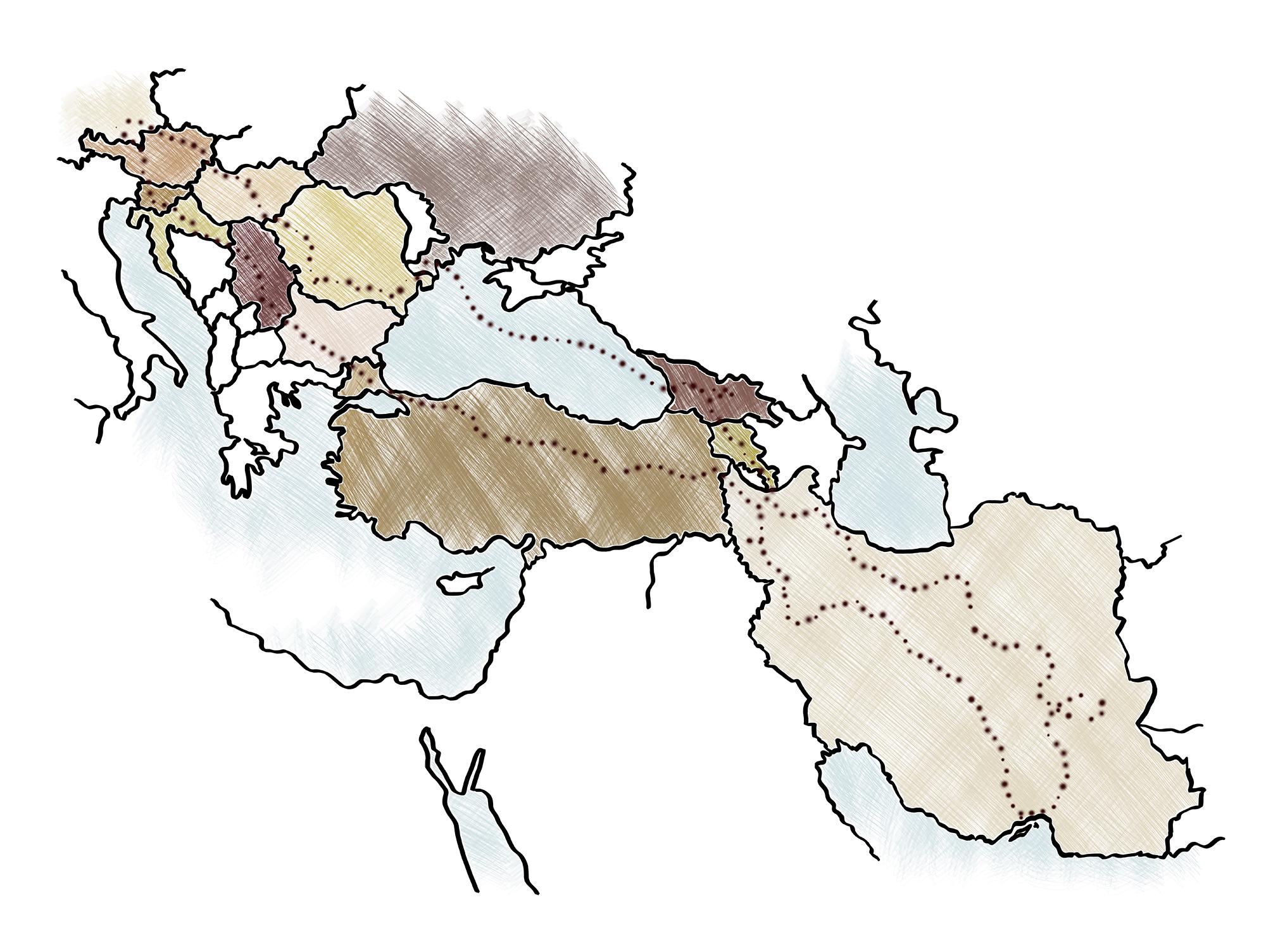 iran-map-magdalena-menzinger-ontheroad