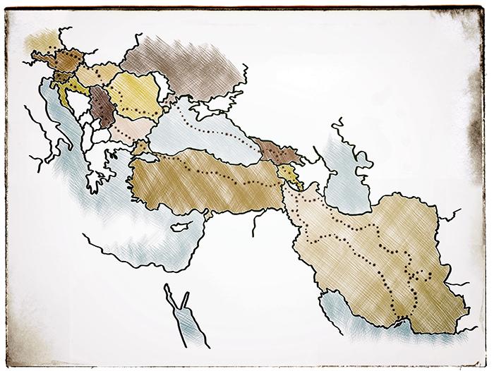 magdalena-menzinger-iran-map